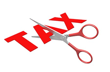 Income tax reduction trust