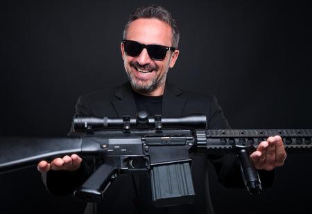 Selling Firearm