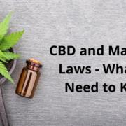 CBD and Marijuana Laws